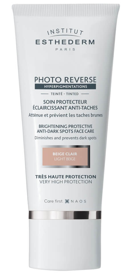 Institut Esthederm Face Brightening Tinted Spf50+ Sun Protection Cream