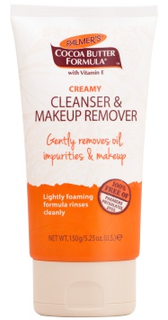 Palmer's Creamy Cleanser And Makeup Remover