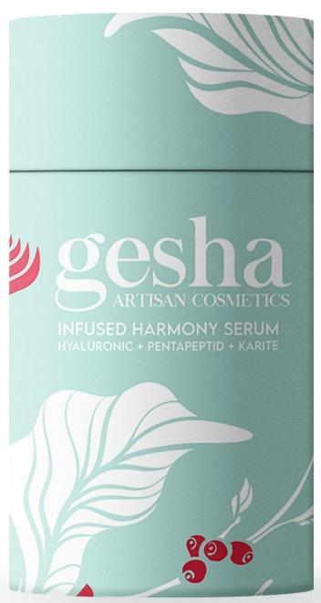 Gesha Infused Harmony Serum