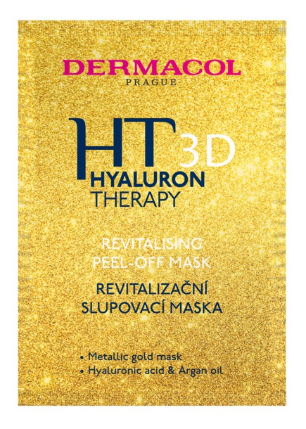 Dermacol Hyaluron Therapy 3D Revitalising Peel-Off Mask
