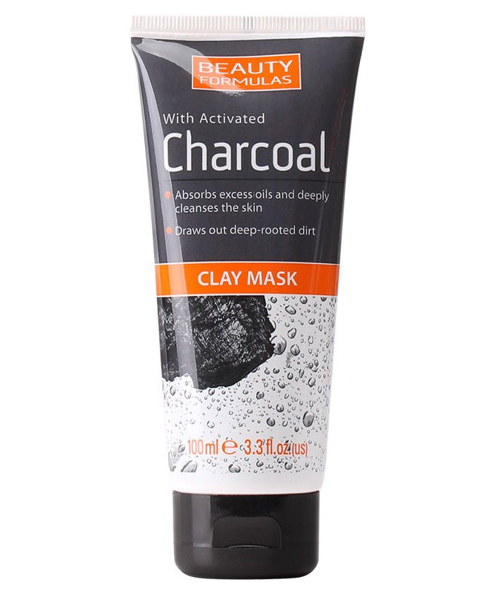 Beauty Formulas Clay Mask