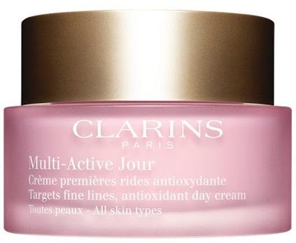 Clarins Multi-Active Jour Antioxidant Day Cream - All Skin Types