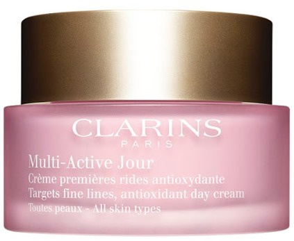 Clarins Multi-Active Jour Antioxidant Day Cream - All Skin Types