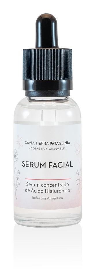 Savia Tierra Patagonia Serum Facial