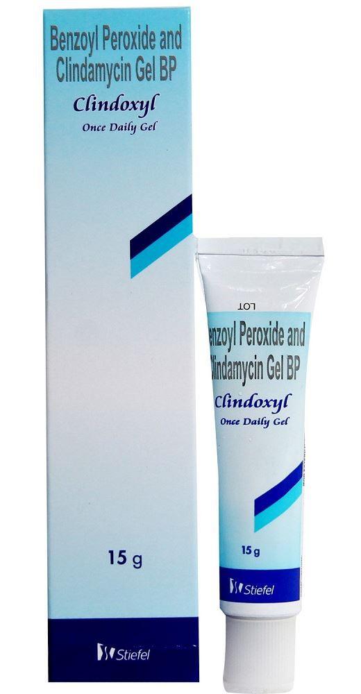 glaxosmithkline Clindoxyl Once Daily Gel