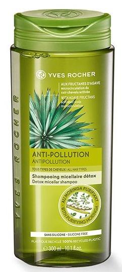 Yves Rocher Anti Pollution Shampoo