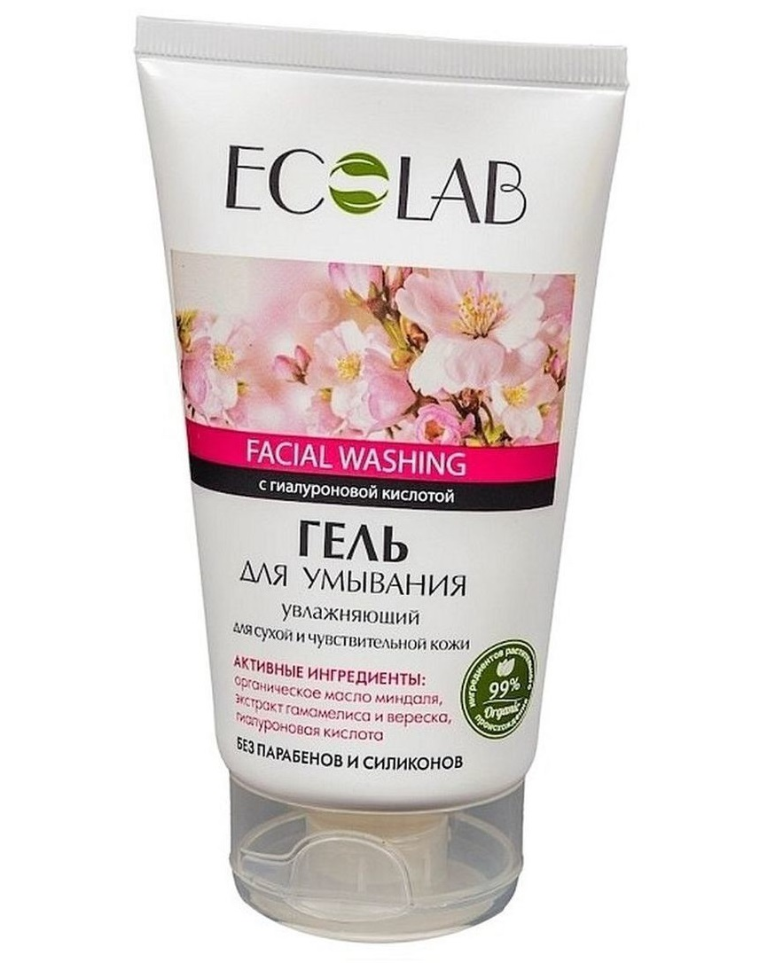 EO LABORATORIE` Natural Facial Washing Gel Moisturizing