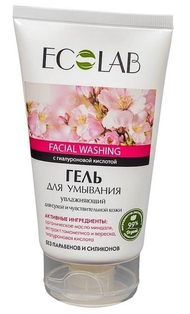 EO LABORATORIE` Natural Facial Washing Gel Moisturizing