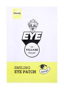 11 village factory Eye Smiling Eye Patch