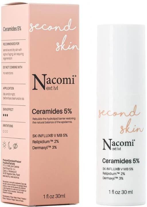 Nacomi Ceramides 5% Face Serum