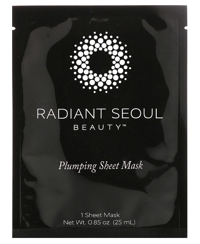 Radiant Seoul Plumping Sheet Mask