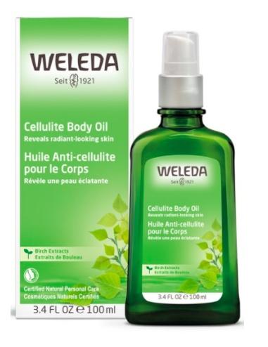 Weleda Cellulite Body Oil