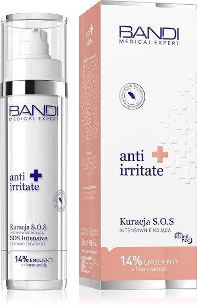 Bandi Anti Irritate - Sos Intensive Soothing Treatment