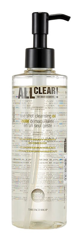 The Face Shop All Clear One Shot Cleansing Oil