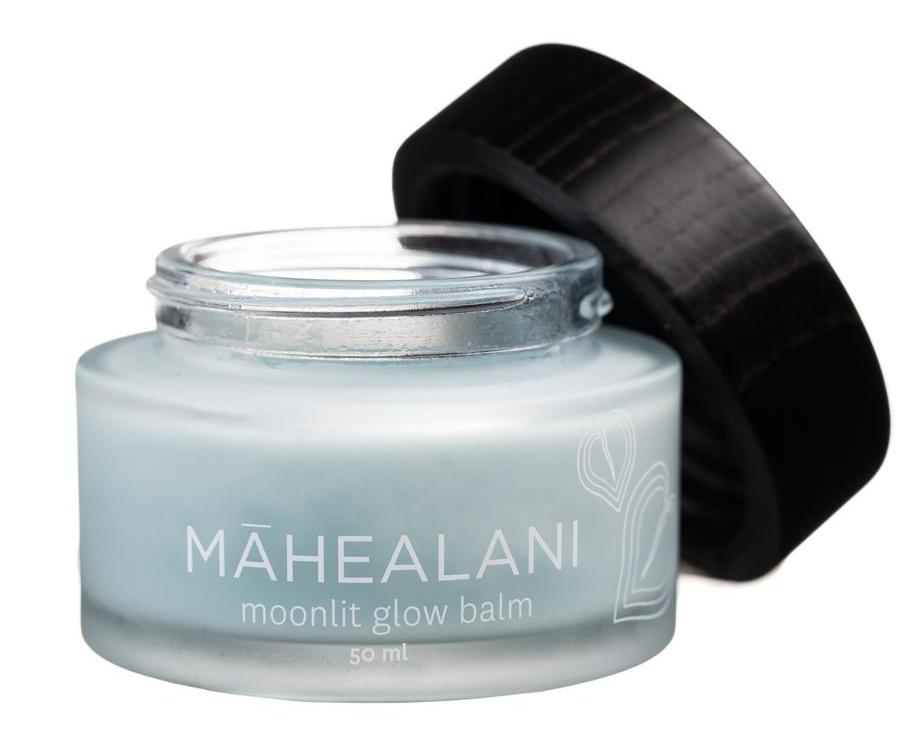 Honua Hawaiian Skincare Māhealani Moonlit Glow Balm