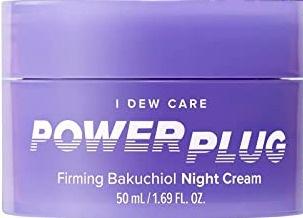 I Dew Care Power Plug Firming Bakuchiol Night Cream
