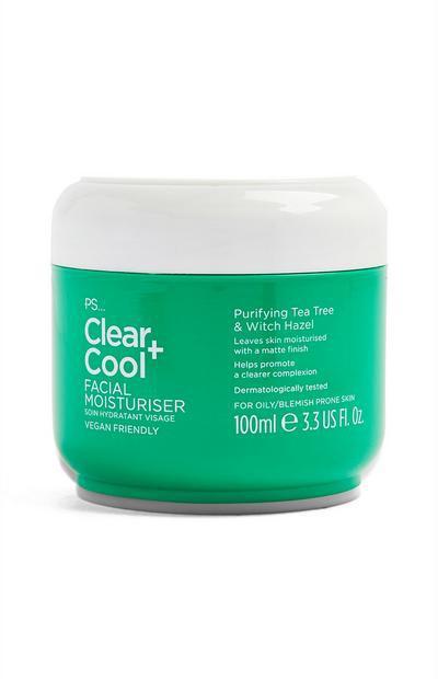PS Clear+Cool Facial Moisturiser