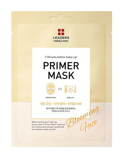 Leaders Insolution Primer Mask Blooming Face