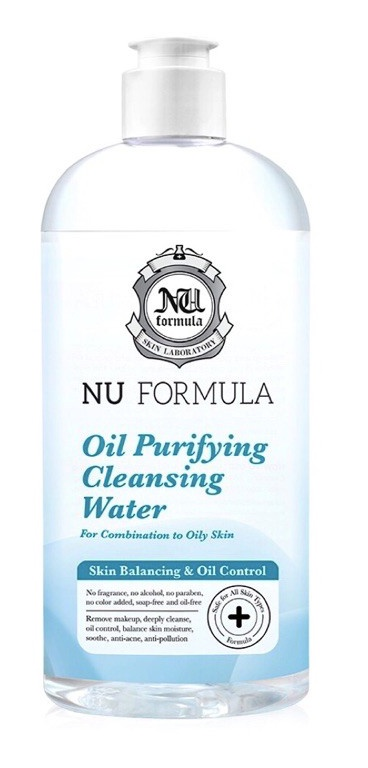 NU FORMULA Oil Purifying Cleansing Water