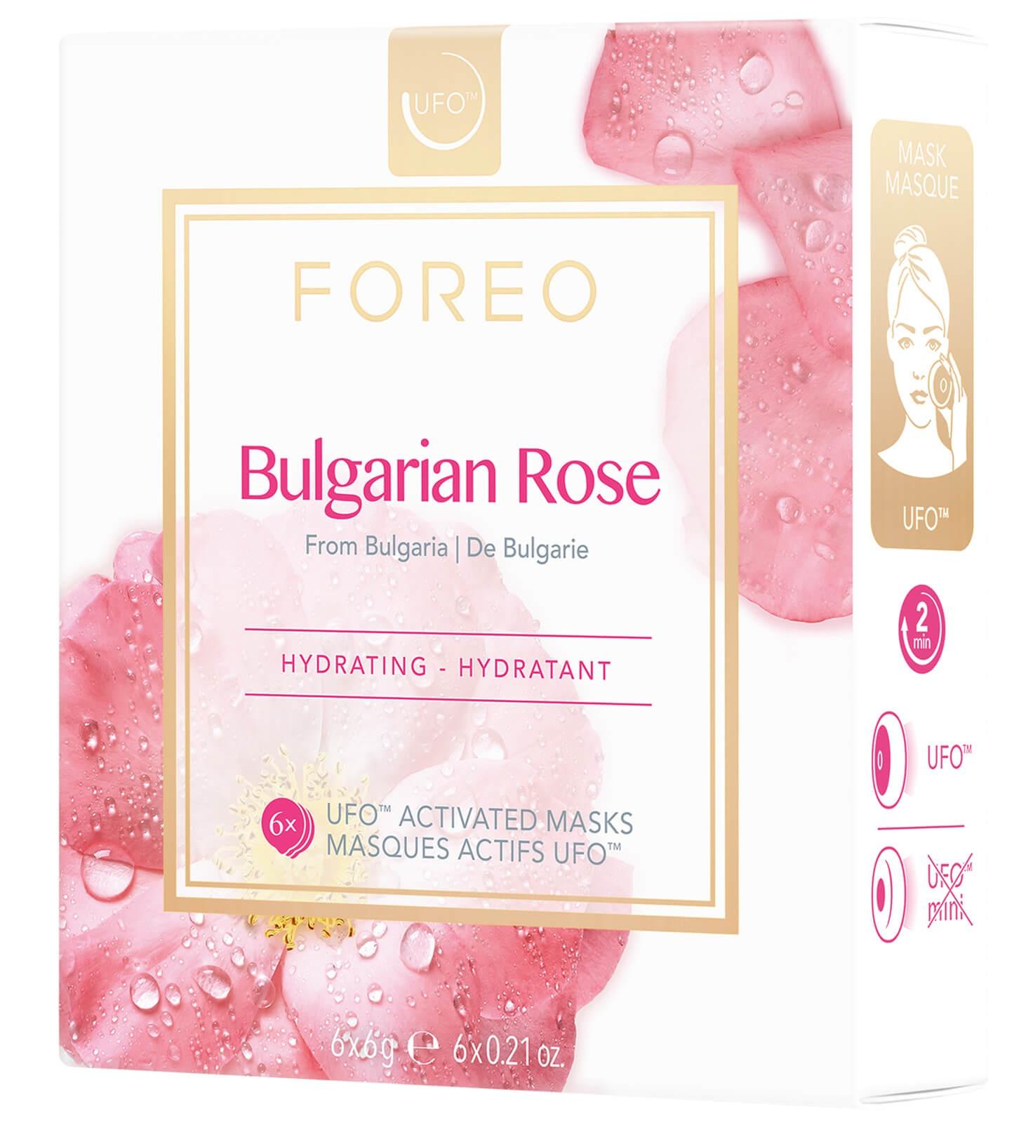 FOREO Ufo Mask Bulgarian Rose