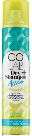 COLAB Active Dry Shampoo +