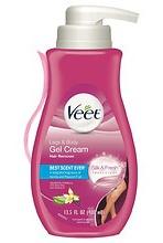 Veet Silk & Fresh Hair Removal Cream, Sensitive Skin