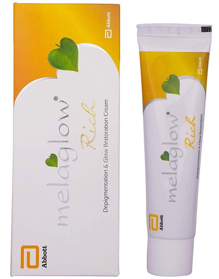 Abbott Melaglow Rich Cream