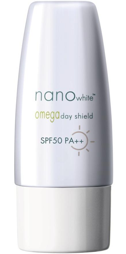 Nanowhite Omega Day Shield Spf50 ++