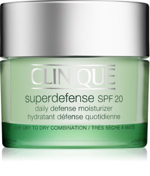 Clinique Superdefense Daily Defense Moisturizer Spf 20