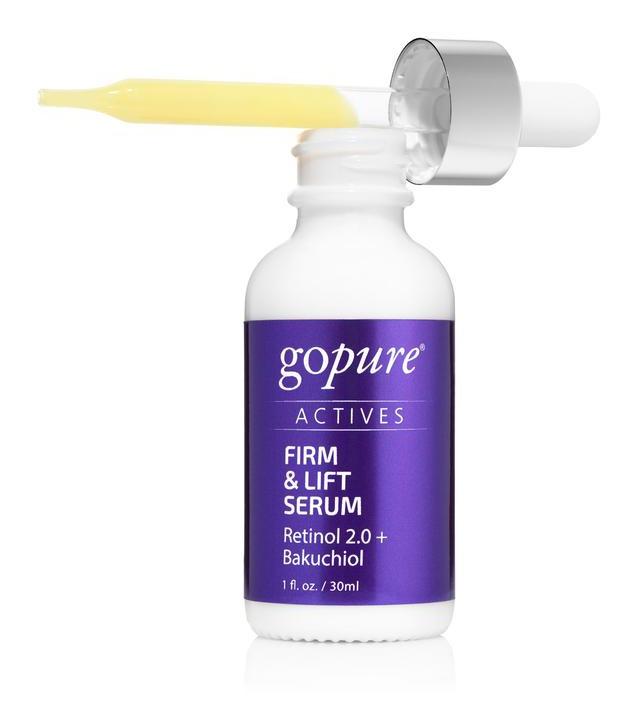 goPure Beauty Actives Firm & Lift Serum