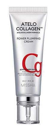 Missha Atelo Collagen Power Plumping Cream