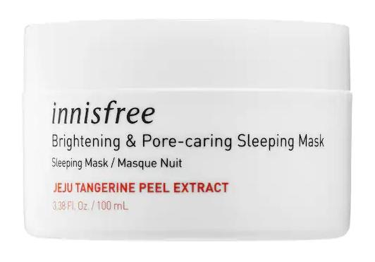 innisfree Brightening & Pore-Caring Sleeping Mask