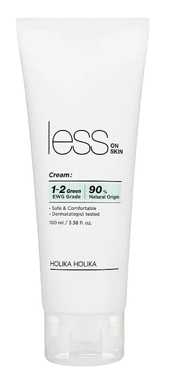 Holika Holika Less On Skin Cream