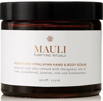 MAULI RITUALS Reawaken Himalayan Hand & Body Scrub
