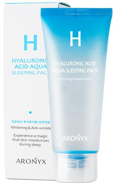 MediFlower Aronyx Hyaluronic Acid Aqua Sleeping Pack