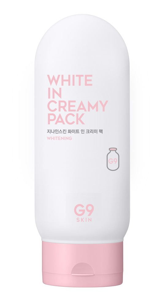 G9SKIN White In Creamy Pack
