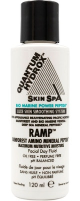 Quantum Hydrox Ramp Rainforest Amino Mineral Peptide Facial Day Fluid