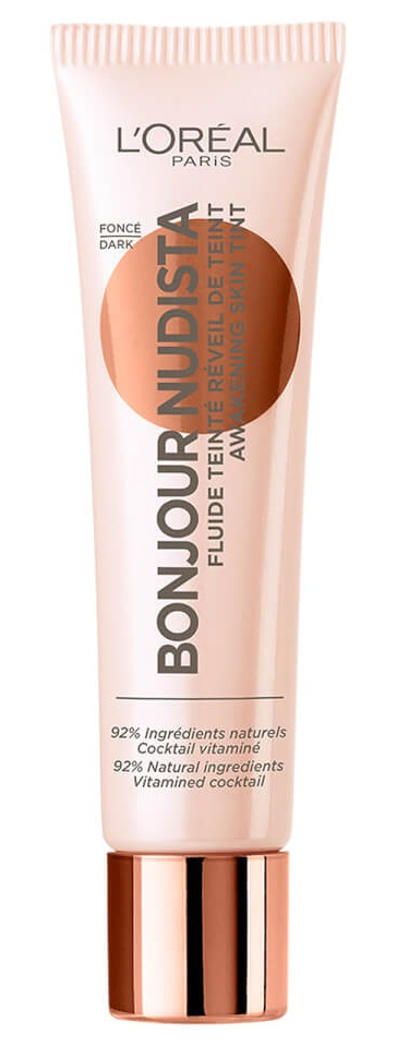 L'Oreal Paris Bonjour Nudista Skin Tint BB Cream (Various Shades)