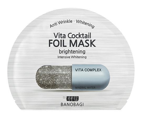 BANOBAGI Vita Cocktail Foil Mask Brightening