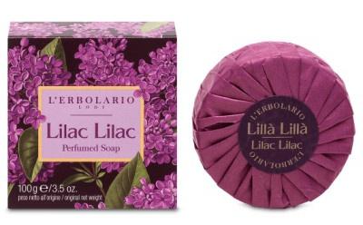 L'Erbolario Profumed Soap Lilac Lilac