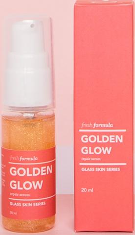 fresh formula Golden Glow Repair Serum