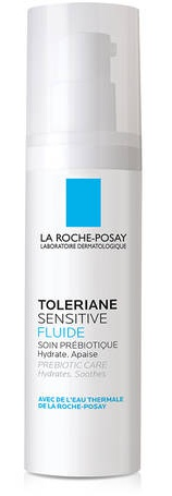 La Roche-Posay Toleriane Sensitive Fluide Daily Soothing Oil-Free Moisturizer