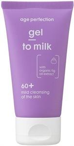 Hema Age gel to milk