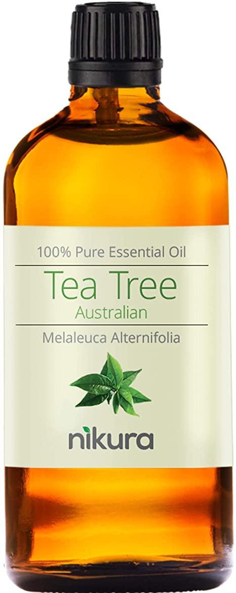Nikura 100% Pure Tea Tree Oil