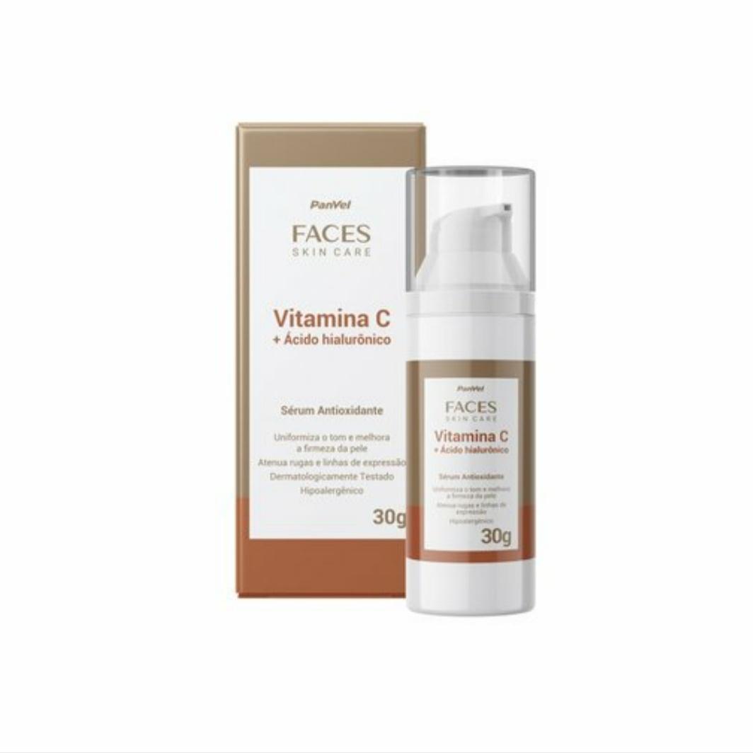 PANVEL Sérum Antioxidante Panvel Faces Skincare