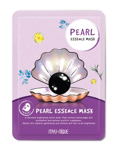 MYU-NIQUE Pearl Essence Mask
