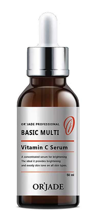 OR'JADE Basic Multi Vitamin C Serum