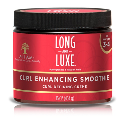 As I Am Long And Luxe Curl Enhancing Smoothie Curl Defining Creme