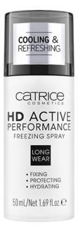 Catrice HD Active Performance Freezing Spray