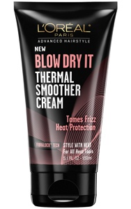 L'Oreal Blow Dry It Thermal Smoother Cream